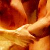 rosy5000: BJ shower hands closeup