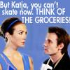 쉘리 I whip my hair like Bang Bang: awz - think of the groceries katja
