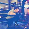 RedCouchAddict: AWZ - Ben & Katja colorful boxing