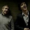 RedCouchAddict: Sherlock - Giggle