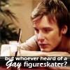 Momo: gay figure skater by shellykitty