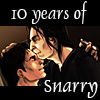 10 years snarry old