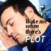 Aldi: AWZ: Ben wake me for plot