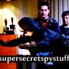 Giorgia: Supersecretspystuff