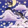 Cat Heaven (art by Kliban)