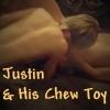 vlredreign: Justin's Chew Toy