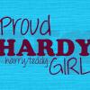 쉘리 I whip my hair like Bang Bang: hp - proud hardy girl blue