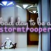 Sam posting in Star Wars Fanfiction
