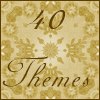 The Forty Themes of Life