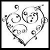 goddessriss: heart