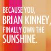 happier_bunny: bk owns sunshine