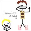happier_bunny: b/j bunny slippers