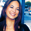 Bridget McKennitt: Kristin smiling
