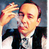 _odella_: Kevin Spacey smoking