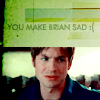 sanami276: Queer as Folk / Brian you make B sad