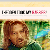 Boromir is a big damn hero...dammit. [userpic]