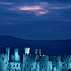 {Johnny Angel}: m- nighttime castle