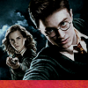 rhianona: Harry & Hermione
