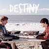 Sebastian: Merlin - Destiny white soft text