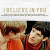 Sebastian: Merlin - A/M I believe in you