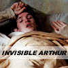 Sebastian: Merlin - A/M invisible Arthur