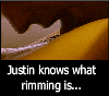 happier_bunny: b/j 101 justin knows what rimming is blk