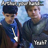 Sebastian: Merlin - A/M your hand